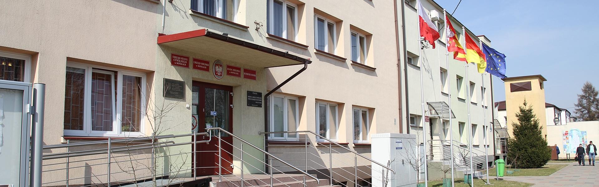 budynek gminy