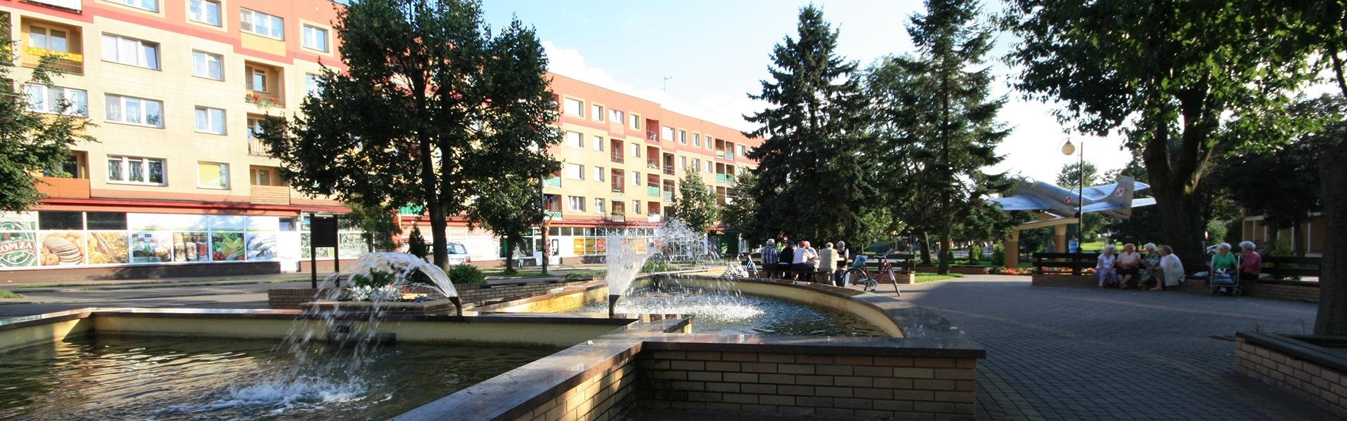 monki fontanna