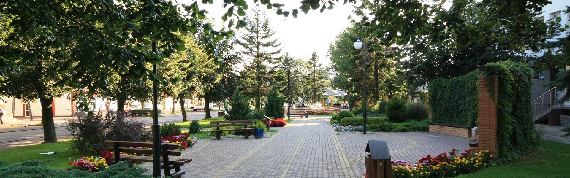 monki park